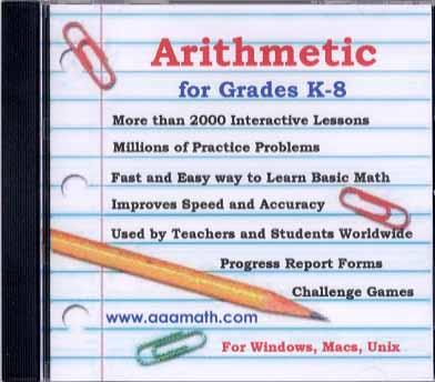AAA Math Lessons
